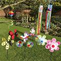 25 Piece Playground Windmill Sensory Set,Playground Windmill Sensory Set,Windy Playground Sensory Set